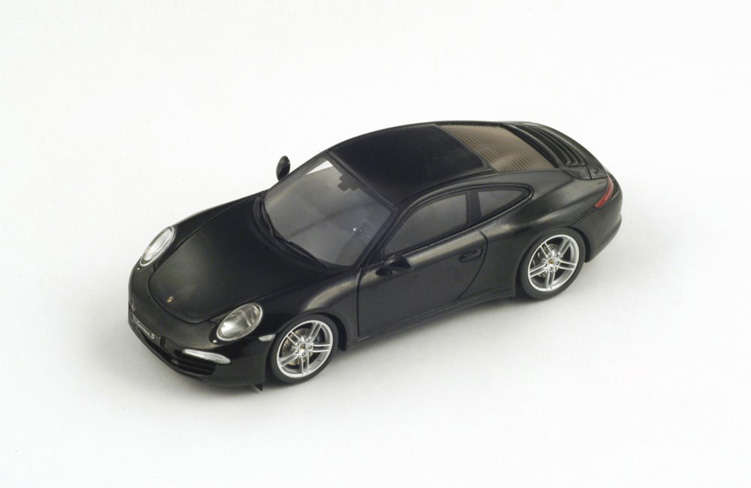 1/43 2012 Porsche 991 Carrera Black