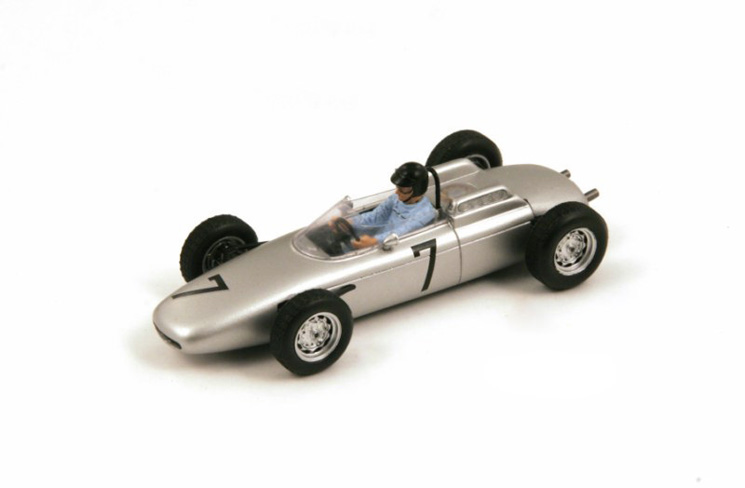 1/43 1962 Porsche 804 German GP No.7 Dan Gurney