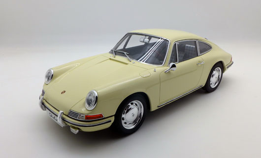 1/12 1964 Porsche 911 Ivory Limited 300 Pieces
