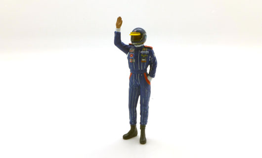 1/18 Ronnie Peterson Figurine Type II 1/18